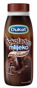 Dukat čoko mlijeko crna čokolada 0,5l