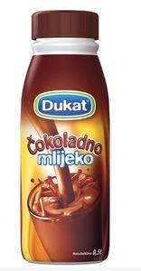 Dukat čokoladno mlijeko boca 0,5 l