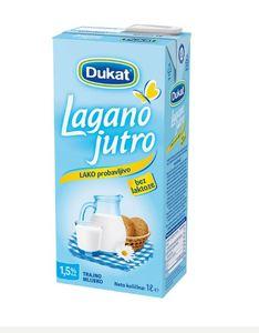 Dukat mlijeko lagano jutro 1l