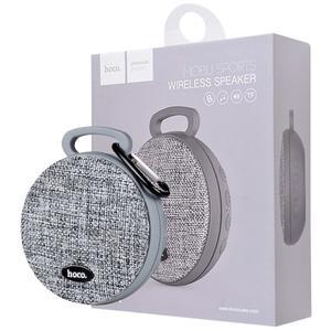 hoco. Zvučnik bežžični, Bluetooth, 600 mAh, 5 h, siva - BS7 M