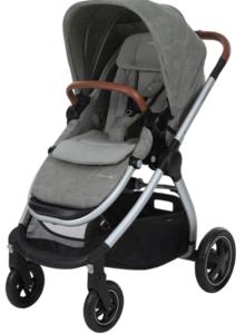 Maxi-Cosi kolica Adorra Nomad Grey + Gratis Autosjedalica Cabriofix Essential Graphite 0-13 kg