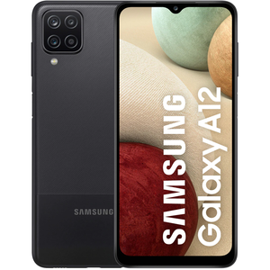 Samsung Galaxy A12 A125F mobitel 64GB 5000 mAh crni