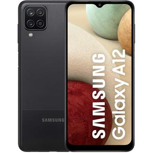Samsung Galaxy A12 A125F mobitel 128GB 5000 mAh crni