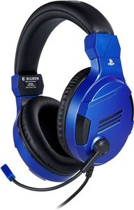 Bigben PS4 Stereo Gaming slusalice v3 Blue