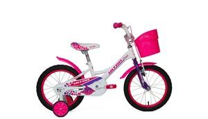 Dječje biciklo ULTRA BIKE LARISA 16'' WHITE