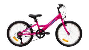 Dječje biciklo ULTRA BIKE LARISA 6BRZ PINK 20''