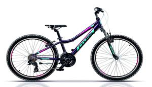 Dječje biciklo CROSS SPEEDSTER GIRL 24'' 2021