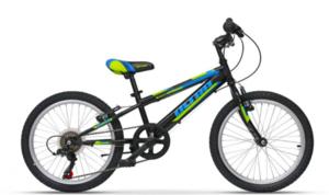 Dječje biciklo ULTRA BIKE STORM 6BRZ BLACK 20''
