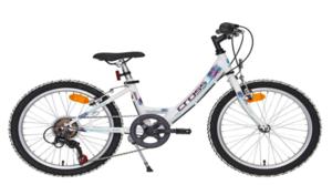 Dječje biciklo CROSS ALISSA WHITE 24''