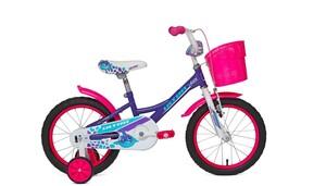 Dječije biciklo ULTRA BIKE LARISA 16'' PURPLE