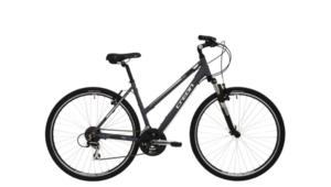 Gradski bicikl CROSS TAMPA TREKK WHITE-GREY 28'' 440MM