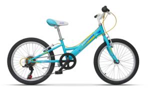 Dječje biciklo ULTRA BIKE LARISA 6BRZ BLUE 20''
