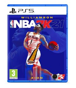 NBA 2K21 Standard Edition PS5