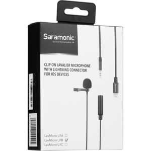 SARAMONIC mikrofon LavMicro 2M