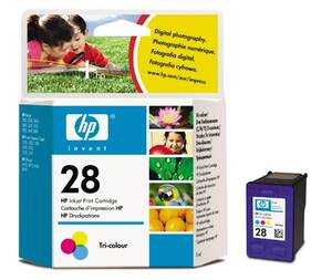 Tinta HP C8728AE