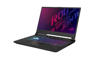 Laptop ASUS ROG Strix G15 G512LI-HN061, 15,6 FHD 144Hz, Intel Core i5-10300H, 8GB RAM, 512GB PCIe NVMe SSD, NVIDIA GeForce GTX 1650 Ti 4GB