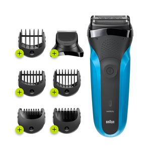 BRAUN aparat za brijanje i styler 310BT CRNI WET&DRY