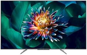 TCL QLED televizor 55C715, 4K Ultra HD, Android, Smart