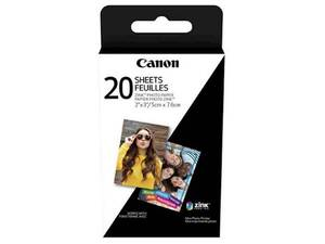 Papir Canon ZINK foto 20 pack za ZOEMINI
