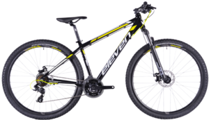 ELEVEN PRO DISC BICIKLO 29'' BLACK/YELLOW M