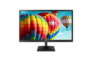 Monitor LG 27MK430H-B, FULL HD 1920x1080, 27 IPS, 200 cd/m2,  AMD FreeSync, HDMI, VGA, 75Hz, 5ms