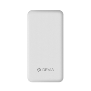 DEVIA Smart prijenosna baterija, 10000 mah, bijela