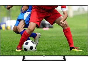 Hisense LED televizor 50A7300F, 4K Ultra HD, Smart, VIDAA U4.0, Quad Core, Crni