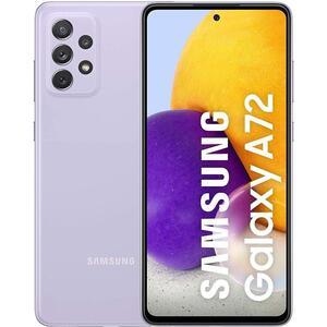 Samsung Galaxy A72 mobitel, 6/128 GB, Lavander