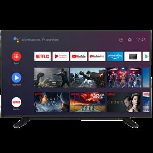 Toshiba LED televizor 43UA2063DG, 4K Ultra HD, Android, Smart, Crni