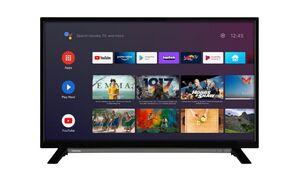 Toshiba LED televizor 32WA2063DG, HD ready, Android, Smart, Crni