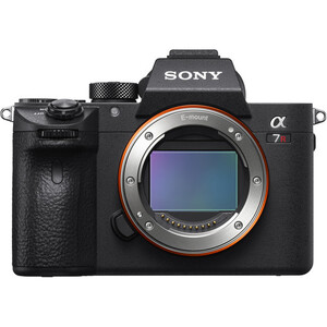 Sony Alpha a7R III Mirrorless Digitalna kamera