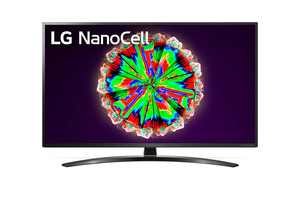 LG LED televizor 55NANO793NE, 4K Nano Cell, webOS Smart TV, Magic remote, Crni