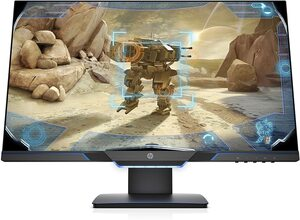 Monitor HP 25MX 4JF31AA Gaming, FULL HD 1820x1080, 24,5 TN, 400 cd/m2, AMD FreeSync, HDMI, DP, 144Hz, 1ms