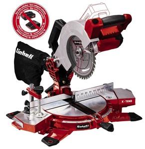 Einhell Power X-Change Aku preklopna pila TE-MS 18/210 Li  i Starter Kit 4,0 Ah