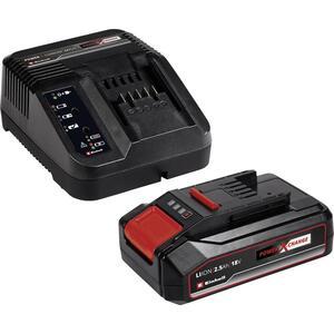 Einhell Power X-Change18V 2x 2,5Ah i Starter Kit 4,0 Ah