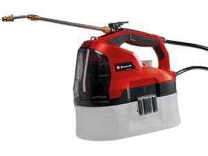 Einhell Power X-Change Aku tlačna prskalica GE-WS 18/35 Li E i Starter Kit 4,0 Ah