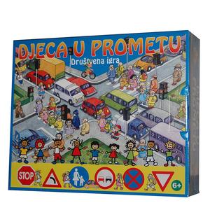 MEGGA PLAY IGRA DJECA U PROMETU 1544