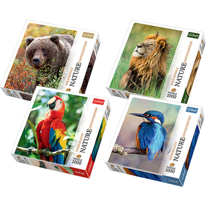 PUZZLE 1000 NATURE LIMITED EDITION TREFL