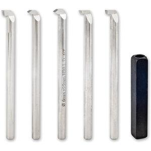 PROXXON HSS set alata za provrtanje za tokarilice, NO 24520