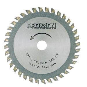 PROXXON list pile volfram-karbid vrh, NO 28732
