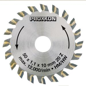 PROXXON list pile sa volframom za KS 230, NO 28017