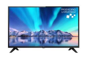 VIVAX LED televizor TV-32LE130T2S2, HD ready, DVB-T2/C/S2, Crni