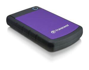 Eksterni hard disk TRANSCEND 1TB StoreJet 25H3P USB 3.1 Ljubičasti