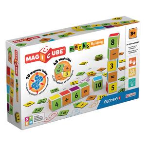 Geomag magnetne kocke za učenje matematike 55