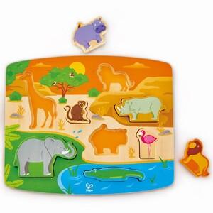 Hape puzzle safari životinje