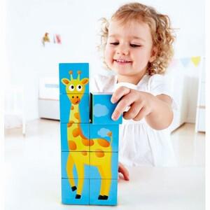 Hape kocke 6 slika divlje životinje