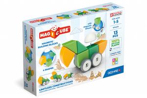Geomag magnetne kocke za pravljenje vozila 13