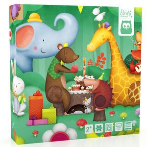Eurekakids Životinjska zabava puzle