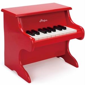 Hape crveni klavir