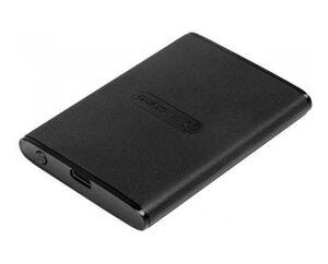 Eksterni hard disk TRANSCEND SSD 240GB ESD230C USB Type-C Crni